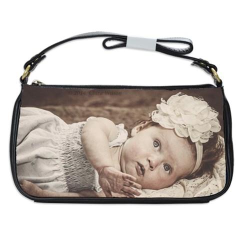 TTTT - shoulder clutch bag