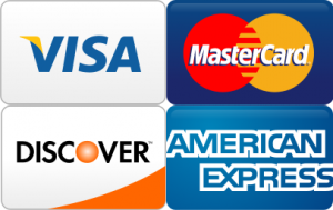 image of credit card types